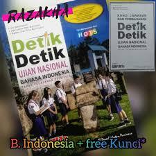 Kunci jawabannya akan segera menyusul yaa. Detik Detik Un Smp Mts 2020 B Indonesia Intan Pariwara Fc Kunci Shopee Indonesia