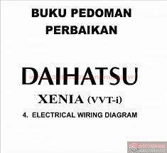 daihatsu xenia vvt i electrical wiring diagram auto repair daihatsu xenia vvt i electrical wiring diagram size 0 9mb language english type pdf pages 74
