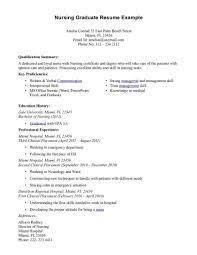 Newrad Nursing Resume Objective Examplesraduate Nurse Practitioner