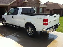 ford trucks f150 for sale. i have for sale a beautiful white u002705 ford f150 44 lariat pickup truck in excellent condition trucks