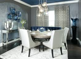 modern dining room ideas dining room decorating ideas van blue gauntlet gray paint color large vase modern dining room ideas