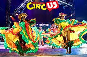 Universoul Circus Detroit Panama City Wyndham Resort