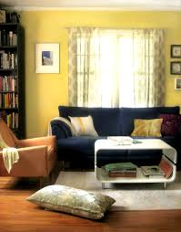 Yellow Wall Living Room Decor Prepossessing Paint Ideas For Living Room With Yellow Wall Color