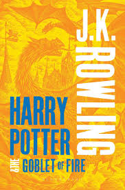 harry potter and the goblet of fire paperbacks stunning woodcut covers by