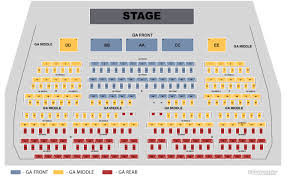 Grand Sierra Theater Seating Chart Grand Sierra Theater Seating Chart Fresh Widespread Panic