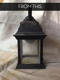 indoor lantern lighting. how to: turn an outdoor light fixture into indoor holiday lantern lighting