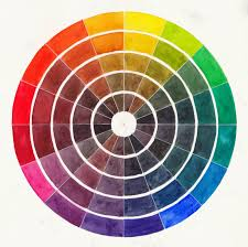 Jane Blundell Artist More Colour Wheels And Templates