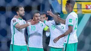 آخر استعدادات المنتخب السعودي للتصفيات المزدوجة