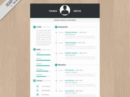 Awesome Resumes Templates Resume Unique Resume Template Awesome Resume Design Templates Resume 4