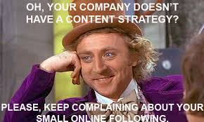 The Best of Content Marketing Memes | Content Amp via Relatably.com