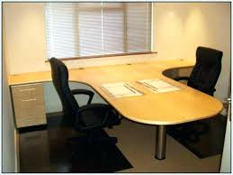 t shaped office desk. Beautiful Shaped T Shaped Desk For Two L Office People    With T Shaped Office Desk E