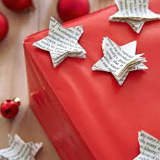 Gift Wrapping Ideas For Christmas Magazine Star Presents With Style  Decoration