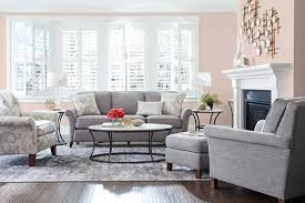 Lazy Boy Living Room Furniture La Z Boy Phoebe Stationary Living Room Group Boulevard Home