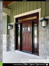 residential front doors craftsman. 20 Colorful Front Door Colors Residential Doors Craftsman