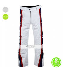 leather pants from evel knievel motorcycle white costume 149 00
