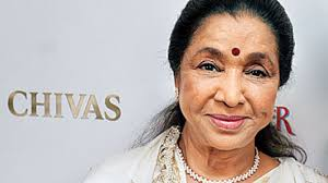 It's a world record for Asha Bhosle