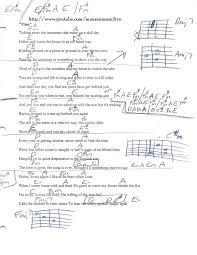 Time Pink Floyd Guitar Chord Chart In 2019 Guitar Chords