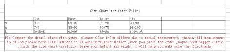 Size Chart For Women S Bathing Suits 2019 Womens Bathing Suit Adjustable Spaghetti Strap Floral Print Criss Cross Bikini Set Summer Beach Swimwear For Women From Walon123 18 09