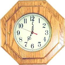 solar wall clock india citizen clocks model in so