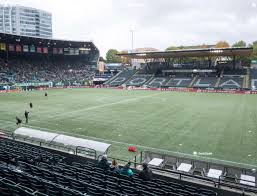 Pge Park Seating Chart Providence Park Section 120 Seat Views Seatgeek