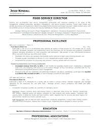 Sample Cover Letter For Restaurant General Manager Collection Of