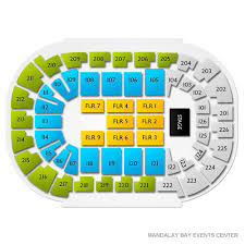Thomas And Mack Seating Chart Pbr Pepe Aguilar In Las Vegas Tickets Buy At Ticketcity