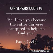 Anniversary Quotes For Him Stunning 48 Perfect Anniversary Quotes For Him Paper Anniversary By Anna V