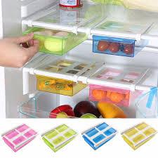 Kitchen Space Savers Slide Kitchen Fridge Freezer Space Saver Organization Storage