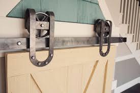 astounding flat track barn door hardware horshoe barn door hardware new decoration flat track barn door