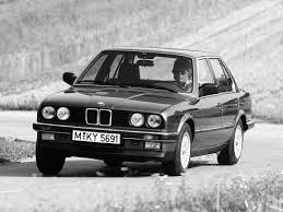 BMW 3 Series Sedan (E30) specs - 1982, 1983, 1984, 1985, 1986 ...