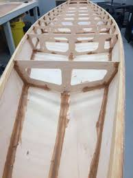 following is a pictorial overview of building a wood paddleboard from a kit example is kaholo 14