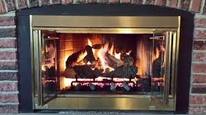 convert fireplace to gas. Gas Fireplace With Fire Burning Convert To Angie\u0027s List