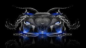 toyota ft 1 tuning front water car