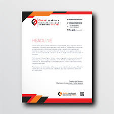 Sample Letter Head Entry 22 By Mfarik For Letterhead Design Sample Logos