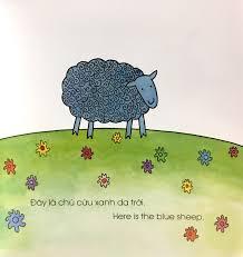Sách - Chú Cừu Xanh Lá Ở Đâu Rồi Nhỉ?