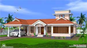 Kerala Home Design One Floor Plan Style Single Floor House Design Kerala Home Plans Home