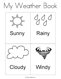 Amazing Weather Coloring Pages 23 For Your Characters Coloring ...