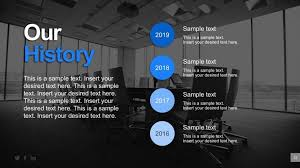 powerpoint templates history business history timeline powerpoint templates slidemodel