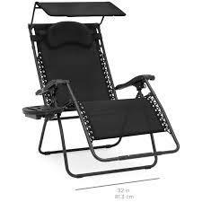 Patio Chairs Black