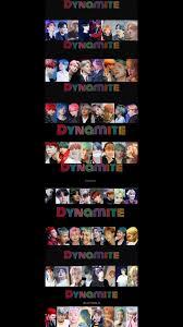 BTS Dynamite 💥