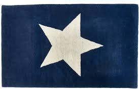 navy blue star rug designs