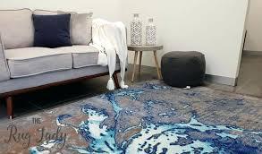 brown and blue rug brown blue rugs