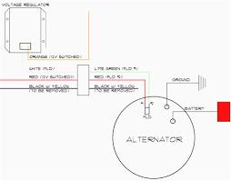 delco alternator wiring diagram coil and distributor wiring 86 chevy alternator wiring diagram at Basic Chevy Alternator Wiring Diagram