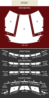 Shen Yun Seating Chart David H Koch Theater New York Ny Seating Chart Stage