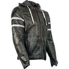 sentinel richa toulon leather motorcycle jacket