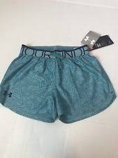 under armour shorts for girls. girls under armour shorts blue youth small new w/ tags loose for