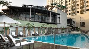 the gardens hotel kuala lumpur pool area