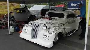 1937 Chevrolet Coupe Drag Car Pure Sound - YouTube