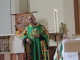 NBCC | The National Black Catholic Congress - Please pray for the repose of  the soul of Father Chester Smith, SVD (Society of the Divine Word). He  entered into eternal life today,