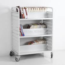 breaahtaking bookcases library bookshelves bookshelf on wheels ideas